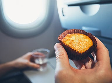 3 Guidelines for Taking Food on a Plane