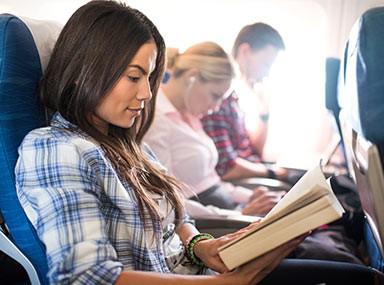 Airplane Etiquette Tips
