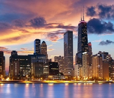 Chicago's architectural heritage is perhaps the most respected in the U.S.