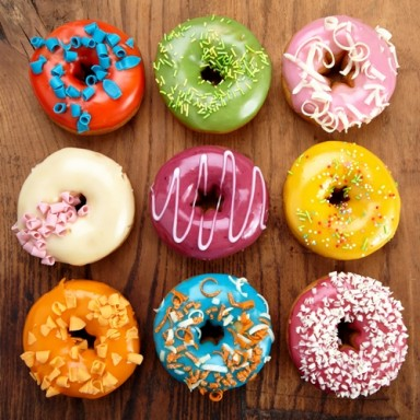 Doughnuts shops across the U.S. have become a travel must-do in recent years.