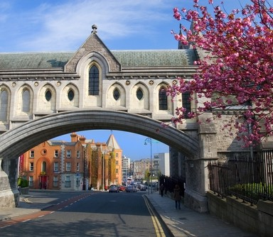 Due to its friendliness and lack of crime, Dublin is considered one of the best international cities for solo travel.