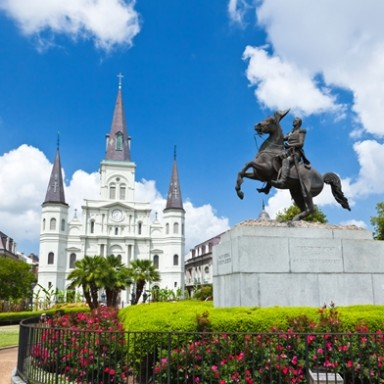 New Orleans is an excellent, affordable destination for family travel.
