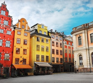 Sweden is considered one of the safest countries to visit due to low crime and strict laws.