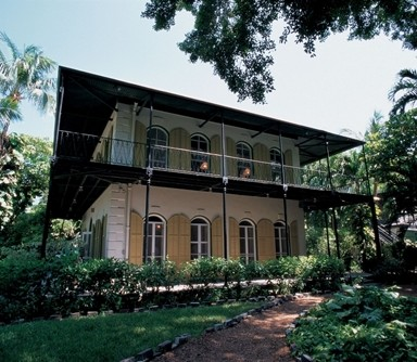 Visit Hemingway's home in the Florida Keys, where the American author composed many of his most prized novels.