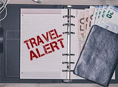Travel Alerts vs. Travel Advisories
