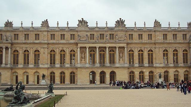 Chateau De Verssailles