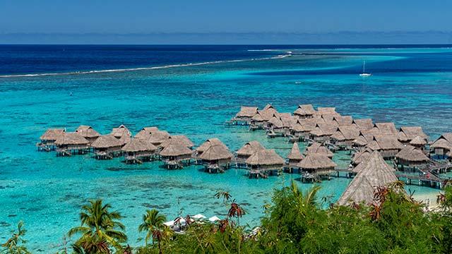 Moorea Lagoon Tahiti