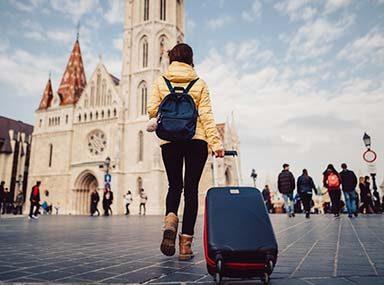 Solo Traveler in Budapest