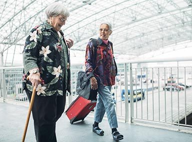 How to Find Travel Companions for Seniors